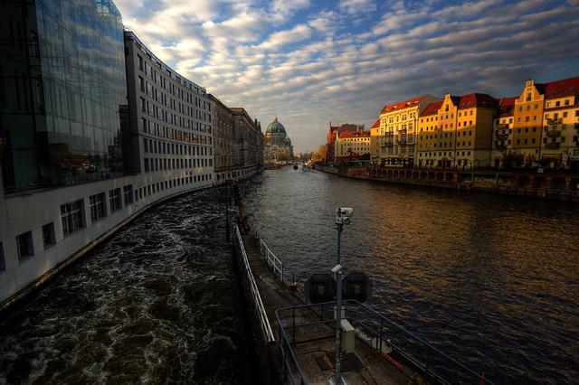 Wojciech Toman Berlin - miasto kontrastów
