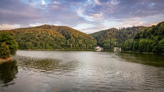 Nad Jeziorem Lubachowskim Piotr Schmidt #318498
