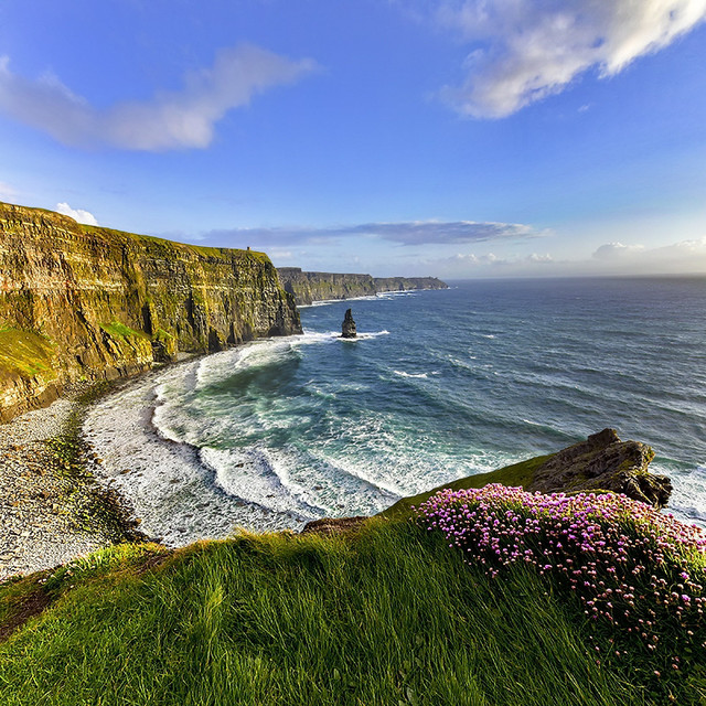 Klify Moheru Irlandia JAN SIEMINSKI #295346