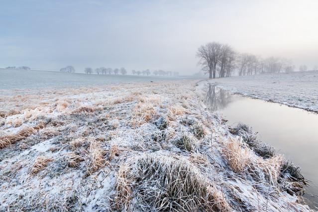 Zimowy poranek Jan Jaskuła #206931