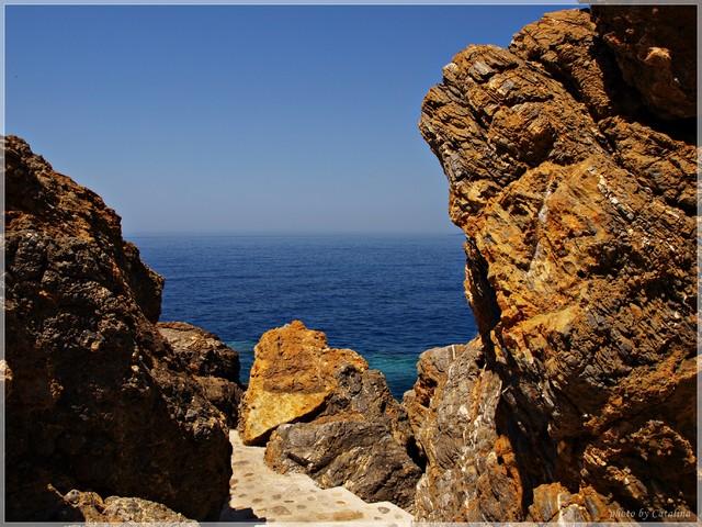 Kreta - niezwykle ciepłe morze Kasia Szeja #157396