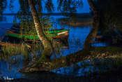pstrykacz Jezioro Wigry