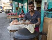 Dariusz WojtaIa|Piekarnia uliczna w Betlejem
