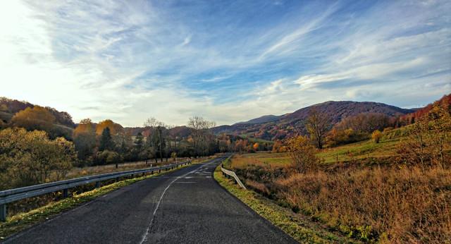 My road Przełęcz wyżniańska - Bieszczady Monika #312491
