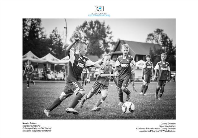 Marcin Rafacz Nagroda specjalna - Polski Konkurs Fotografii Sportowej 2016