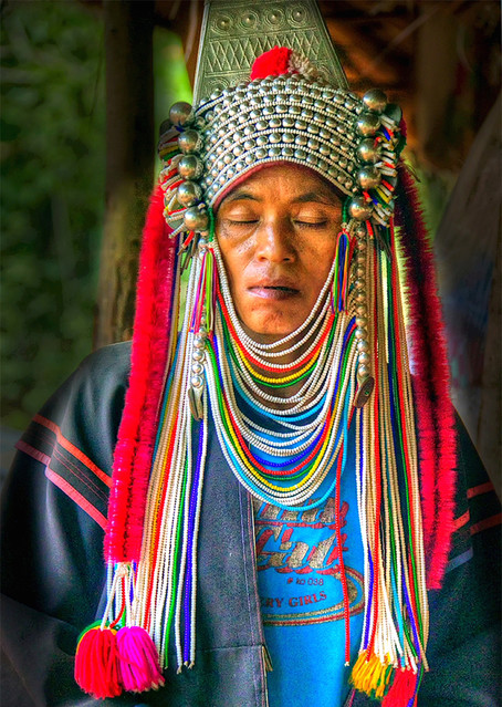 Barwne plemiona górskie w Tajlandii Zbigniew Stanislawski