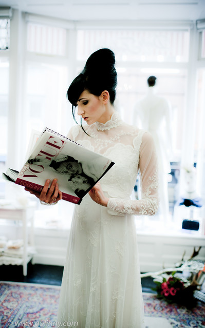 Krzysztof Dolinny wedding dress - Dublin, Ireland