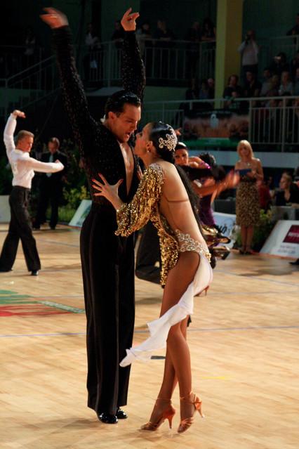 Turniej Tańca Towarzyskiego Karkonosze Open 2010. Jelenia Góra