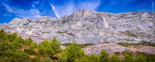 Montagne Sainte-Victoire Piotr Schmidt #326559