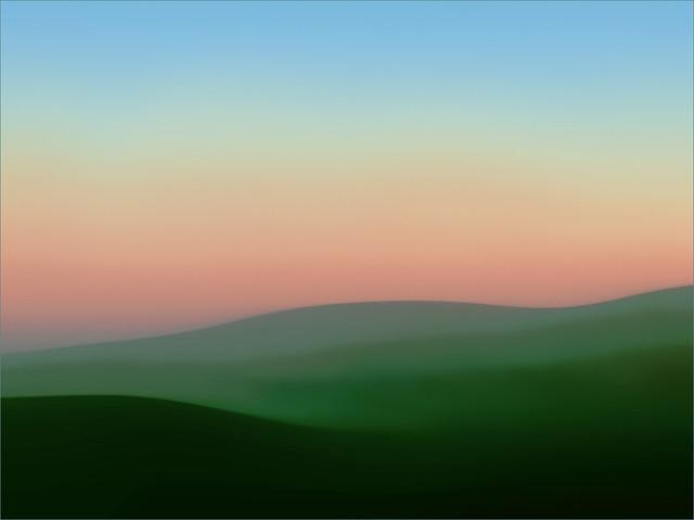 pastelowy zmierzch (minimalizm) broonzy #331386