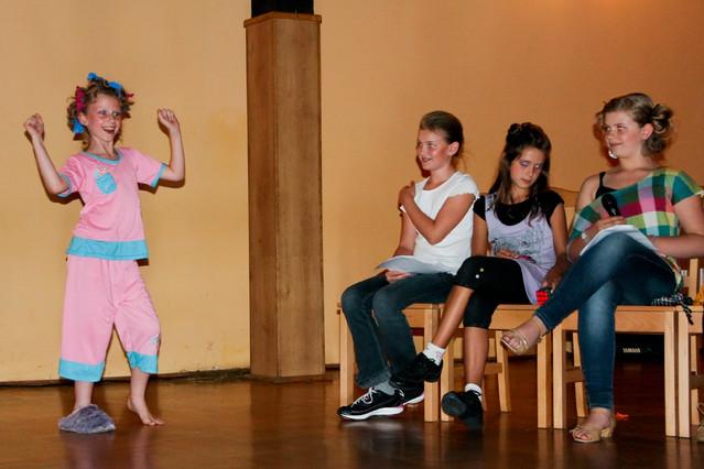 Różanka 2011. Epizod 1. Studio Tańca GEMAR. Różanka 2011. Gala.