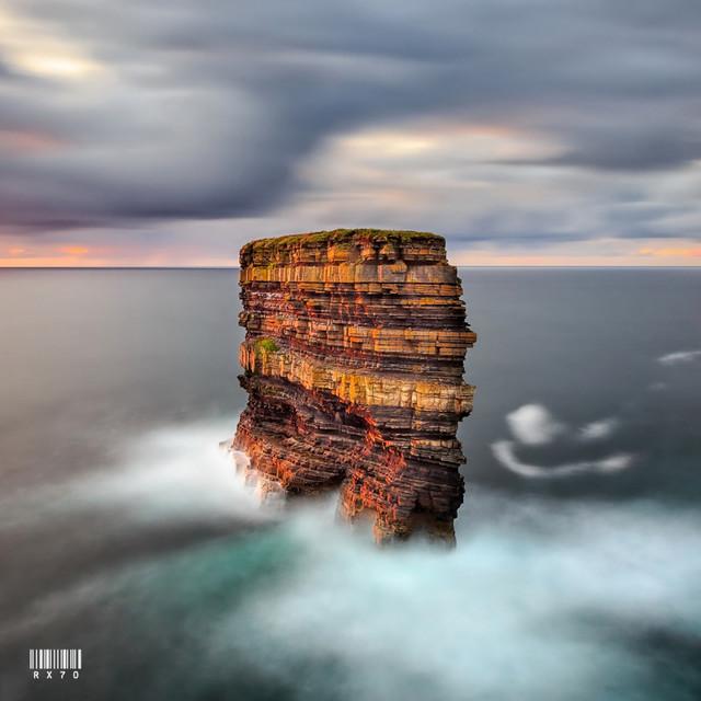 Ryszard Lomnicki|Dun Briste, Downpatrick Head