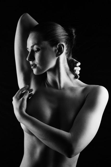 22.01.2012 Sesja aktu klasycznego Fot: Adrian Slazok/REPORTER