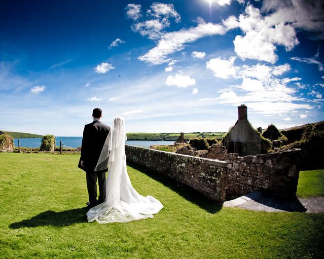 Krzysztof Dolinny Cork - wedding picture, Kinsale