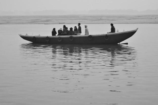 o świcie na Gangesie... Stanisław Hawrus #331511