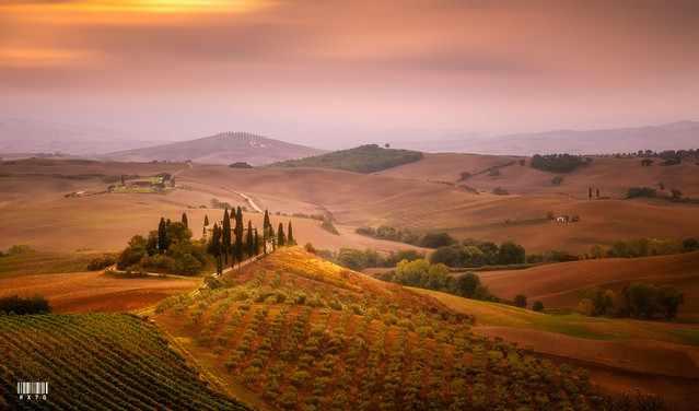 Tuscany Ryszard Lomnicki #309861