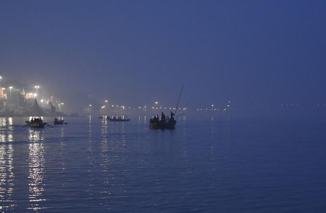 rano nad Gangesem... Stanisław Hawrus #321751
