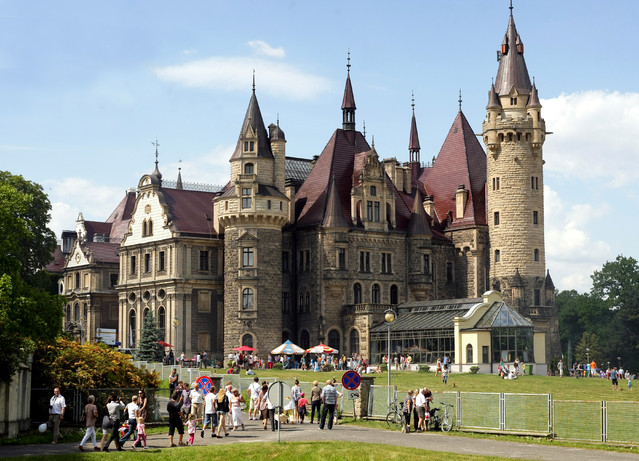 Pałac w Mosznej Pałac w Mosznej Sebastian Kucharz #206005