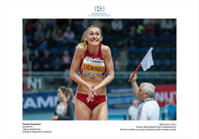 Grand Prix - Polski Konkurs Fotografii Sportowej 2016 Tomasz