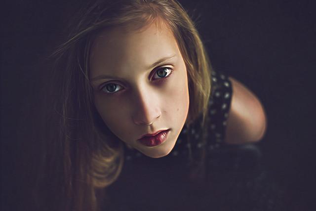 Portret córki Anna Ścigaj #321696