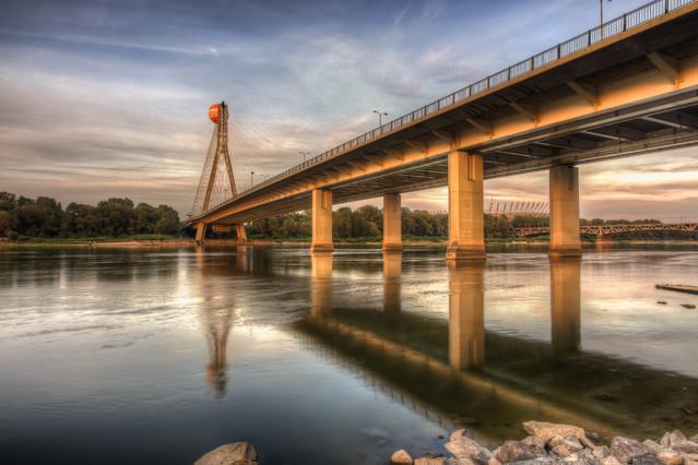 Wojciech Toman The Swietokrzyski Bridge