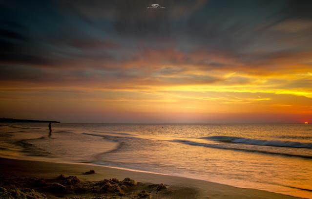 Wschód Słońca - Grzybowo Krzysztof Tollas #331673