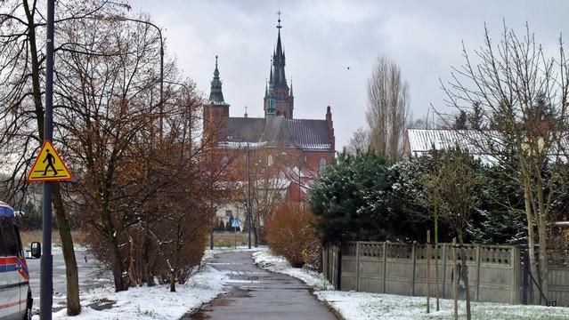 Zima w Łodzi Picasa #301103