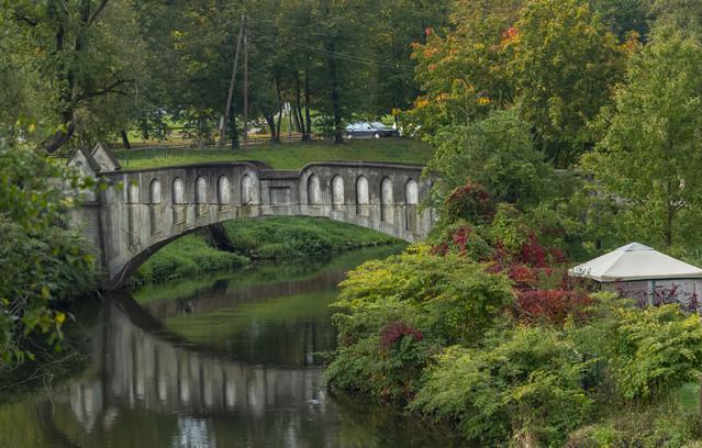 darwojt most w Lidzbarku Warmińskim