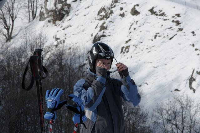 Alpy francuskie. Valmeinier i Valloire. Francja 2010. PIOTR