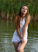 Eligiusz Wencel modelka - Alesia Buczyńska