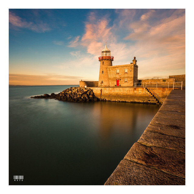 Howth Lighthouse Ryszard Lomnicki #330381