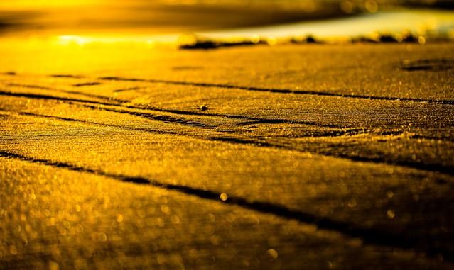 Ślady na piasku : Marcin STIEBAL #297716