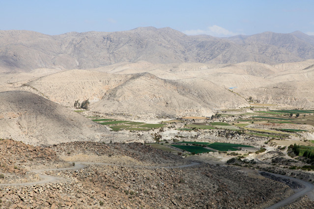 W drodze do kanionu Colca Peru. Piotr Schmidt #103754