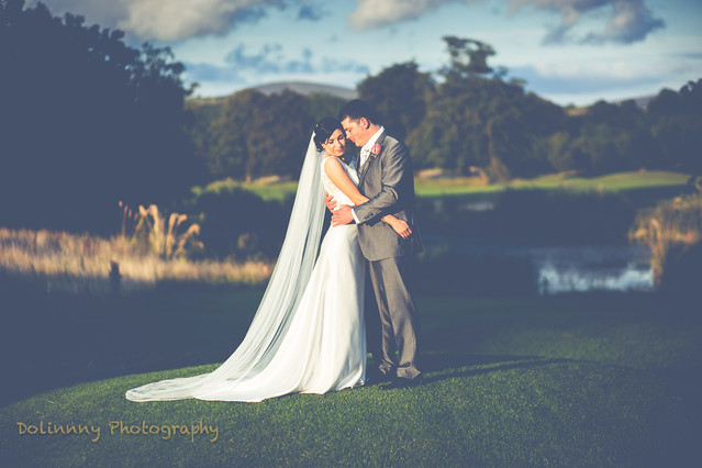 Krzysztof Dolinny wedding picture from wicklow by wedding photographer Chris