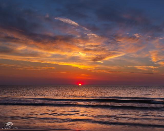 Wschód Słońca - Grzybowo Krzysztof Tollas #326399