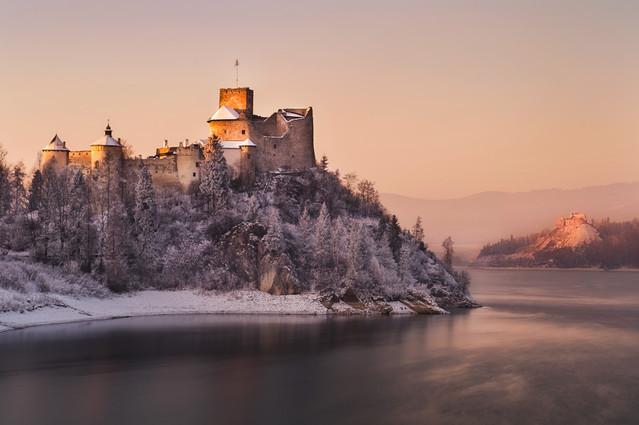 marcinkesek Zamek w Czorsztynie i Niedzicy