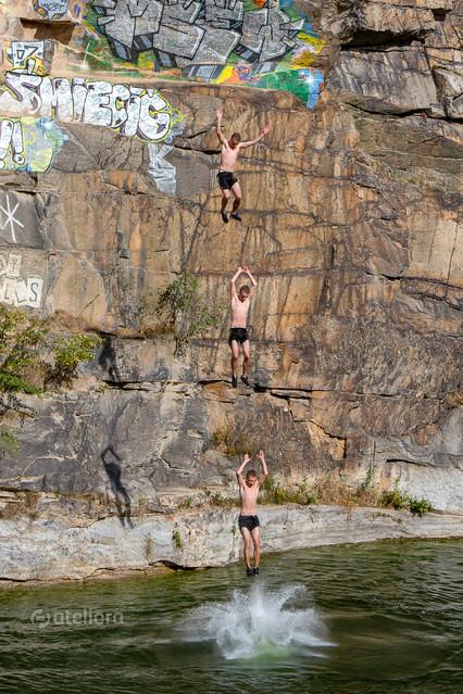 Jump! Ślężańskie kamioeniołomy Piotr Schmidt #318351