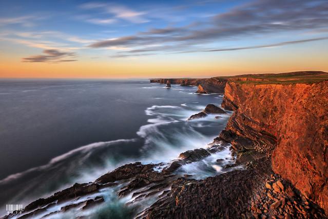 Kilkee Cliffs Kilkee Cliffs Ryszard Lomnicki #310344