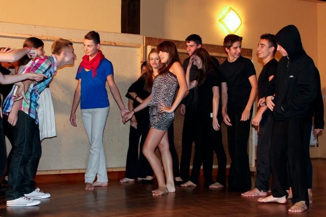 Różanka 2011. Epizod 3. Studio Tańca GEMAR. Różanka 2011. Gala.