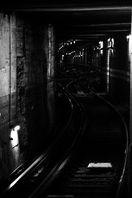 Lost in underground Damian Orłowski #134819
