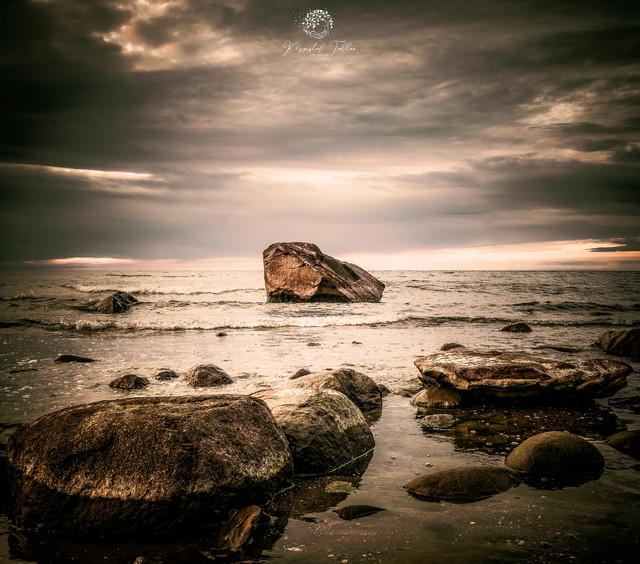 Baltic stones - Wisełka (2) Krzysztof Tollas #326143