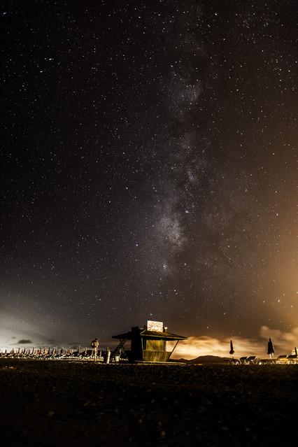 Wojciech Toman The Milky Way over the Fuerteventura Island