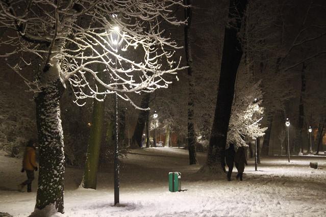 Zima w Rawiczu Włodzimierz Jędrzejczak #302493