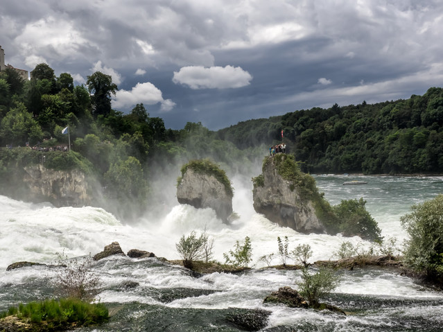 Wodospady Renu OLYMPUS DIGITAL CAMERA Zdzisław Wnuk #298224