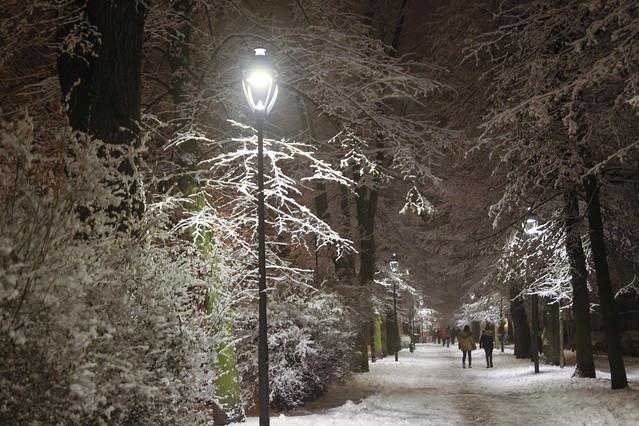 Zima w Rawiczu Włodzimierz Jędrzejczak #302494