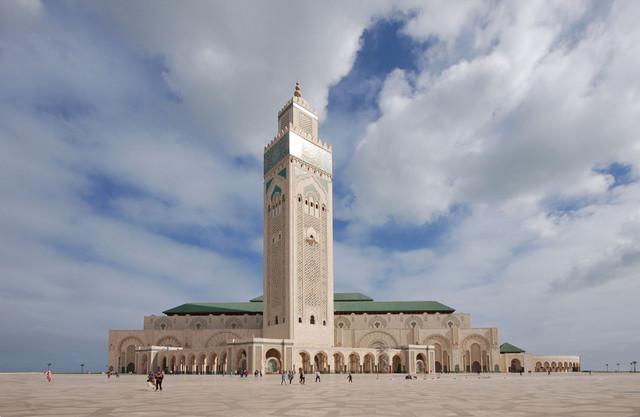 meczet Hasana II Stanisław Hawrus #327096