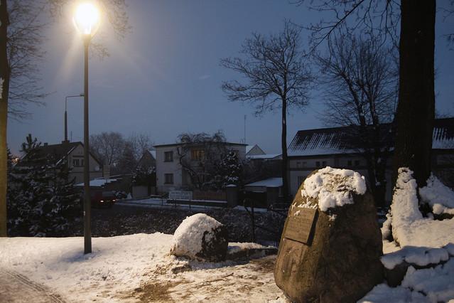 Zima w Rawiczu Włodzimierz Jędrzejczak #302490