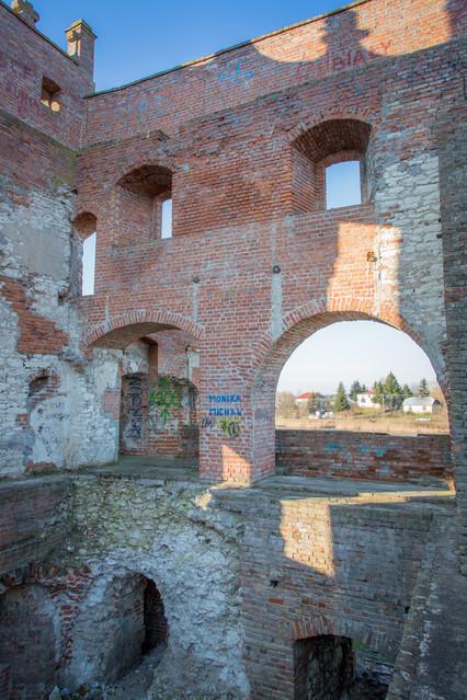 Zamek w Krupem Piotr Schmidt #312900