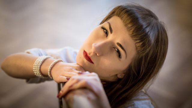 Piotr Schmidt Modelka: Aneta Berezowska